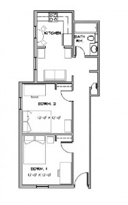 188 Russell Apartment 2