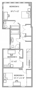 114 Russell Second Floor Layout 1.25