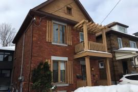 374 Chapel Unit 1 at 374 Chapel St, Ottawa, ON K1N 7Z6, Canada for 2800-3000