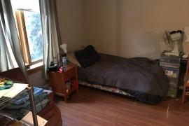 Main Floor Bedroom Front